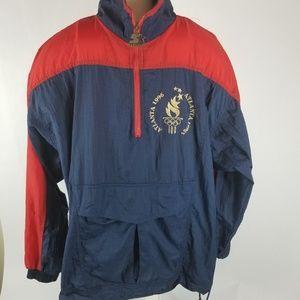 Vintage Starter 1996 Olympics windbreaker